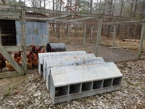 Chicken nest boxes for Sale in Hensley, AR