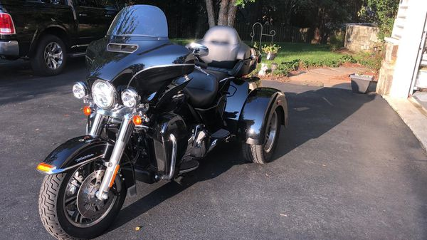 2016 Harley Davidson Tri-Glide Ultra Classic