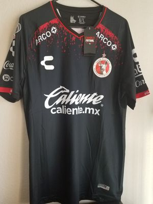 Charly Xolos Alternate Jersey 18-19 for mens size LARGE for Sale in Phoenix, AZ