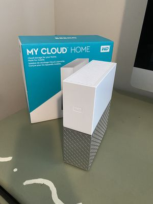 4TB MyCloud Home Storage Device for Sale in Columbia, SC