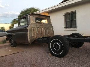1966 Chevy Pickup longbed Original $4000 running have bed for Sale in Tucson, AZ