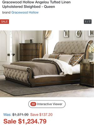 Bed frame for Sale in Worcester, MA