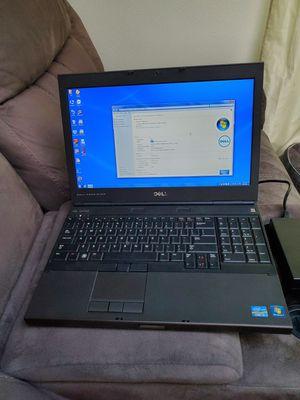 Dell Precisoin Laptop i7 16GB RAM SSD NVIDIA Quadra GPU for Sale in Thousand Oaks, CA