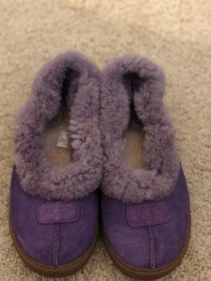 Purple UGG Slippers for Sale in Scottsdale, AZ