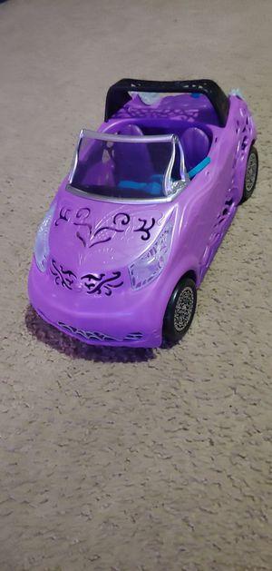 Monster High Doll Car for Sale in Virginia Beach, VA