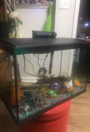 New fish tank 20 gallons for Sale in Nashville, TN