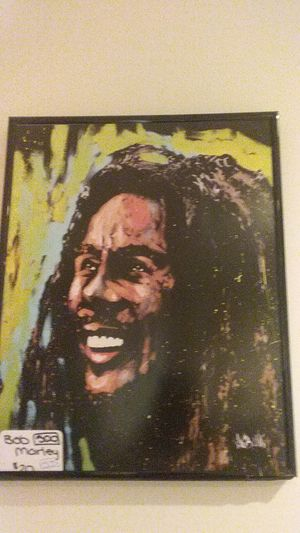 Bob Marley Picture for Sale in New Cumberland, PA