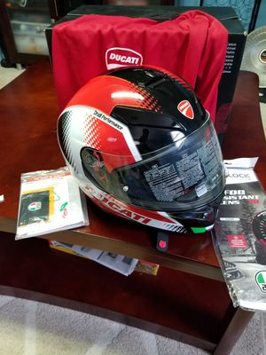 Ducati Avg helmet for Sale in Arlington, VA