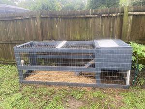 Chicken/duck/rabbit cage for Sale in Seffner, FL