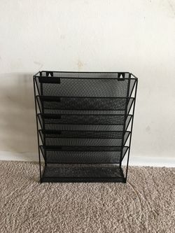 Wall Magazine Rack for Home and Office for Sale in Piscataway Township,  NJ