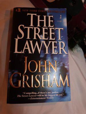John Grisham The Street Lawyer Softback for Sale in Ripley, WV