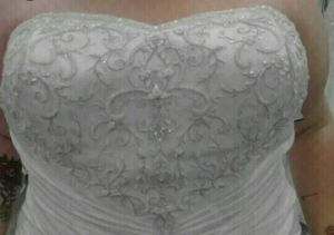 Plus size David's Bridalwedding dress for Sale in Knoxville, TN