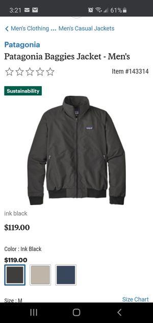 Patagonia Baggies Jacket-Men's for Sale in Torrance, CA