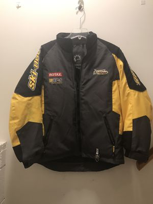 SKI DOO SNOWMOBILE JACKET. Youth Size 16 for Sale in East Greenville, PA