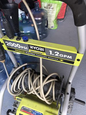 Electric Pressure washer for Sale in Woodbridge, VA