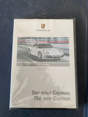 Porsche Cayman DVD for Sale in Yorba Linda, CA