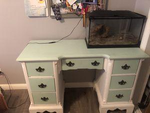 Wooden desk for Sale in Sierra Madre, CA