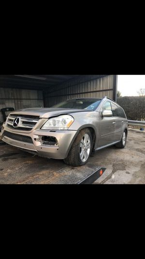 2007 2008 2009 2010 2011 2012 mercedes Gl 450 350 for parts only for Sale in Plano, TX