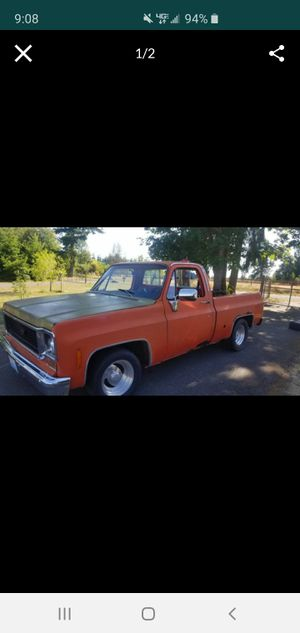 74 Chevy C10 short bed for Sale in CHEHALIS, WA