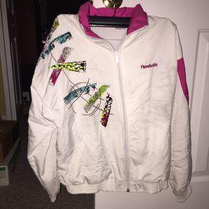 vintage reebok jacket for Sale in Raleigh, NC