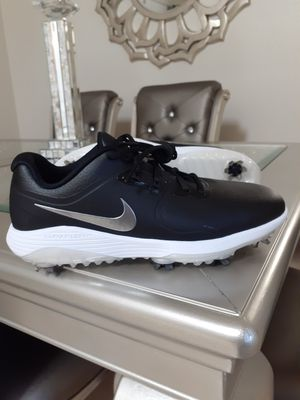 Men's Nike Vapor Pro Golf Shoes AQ2197 101 Black/White/Silver for Sale in Chula Vista, CA