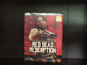 Red Dead Redemption Strategy Guide for Sale in Montgomery, AL