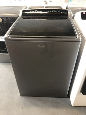 NEW WHIRLPOOL TOP LOAD WASHER AND AND DRYER ELECTRIC WITH WARRANTY for Sale in Woodbridge, VA