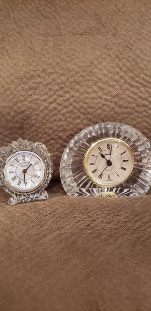 Crystal clocks for Sale in Everett, WA