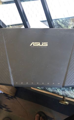 ASUS duel-band wireless Router (RT-AC87U) for Sale in North Hollywood, CA