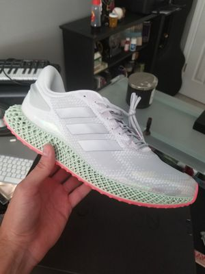 Size 10.5 Adidas 4D Run 1.0 for Sale in Washington, PA