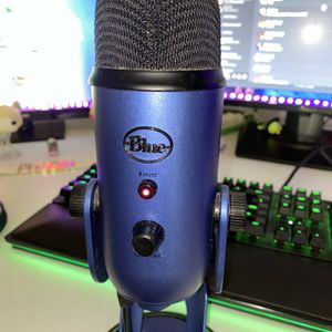 Blue Yeti Microphone (Open To Offers) for Sale in San Antonio, TX