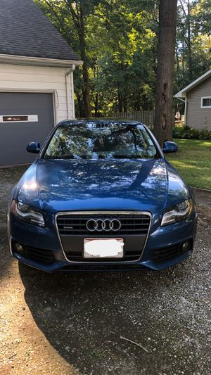 2009 Audi A4 Quattro 2.0t for Sale in Brook Park, OH