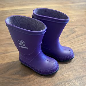 Kamik Rain Boots - Toddler Size 5 for Sale in San Diego, CA