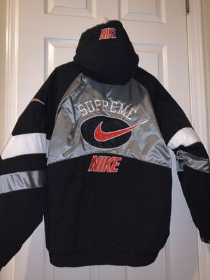 Supreme x Nike Sport Jacket (Size XL) (StockX Verified) for Sale in Tracy, CA