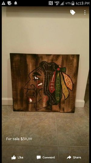 Hawks sign for Sale in Chicago, IL