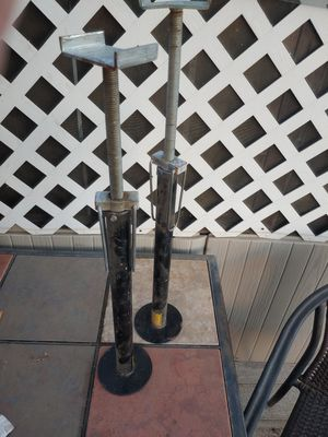 """Rv trailer jacks 18"""" to 36 """" for Sale in Byron, CA"""
