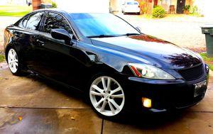 2006 Lexus is250 for Sale in Woodville, CA