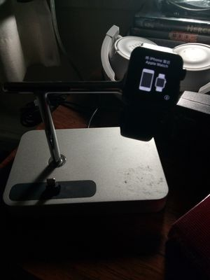 Apple I Phone smart watch with charger series 3 asking 300.00 for Sale in Portland, OR