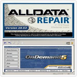 Alldata 10.53 + Mitchell On Demand 2015 On Hard Drive Disk 1 Tb for Sale in Orlando, FL