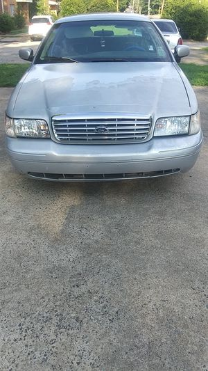 2000 Ford Crown Victoria for Sale in Shelby, NC