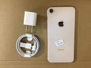 iPhone 8 64gb AT&T Cricket, iPhone 8 for Sale in Dallas, TX