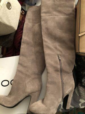ALDO (Gray knee high boots) for Sale in Leesburg, VA