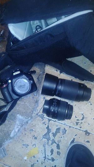 Nakia D 5200 camera for Sale in San Bernardino, CA