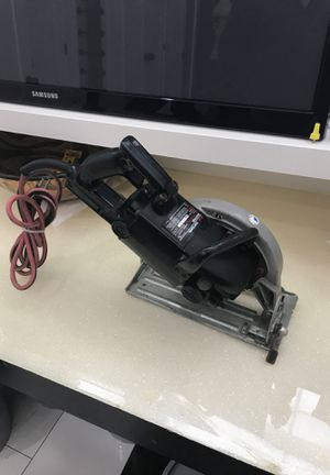 craftsman circular saw for Sale in Jackson Township, NJ