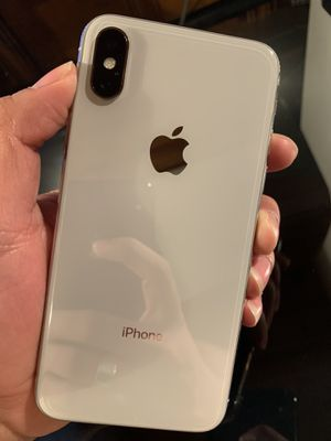 iPhone X 256GB UNLOCKED! for Sale in Cicero, IL