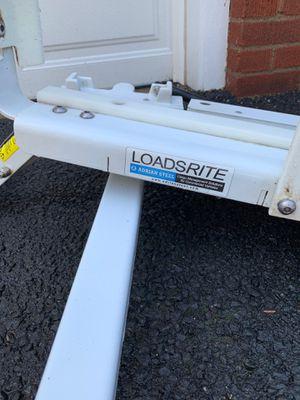 Load rite cargo van folding side ladder racks for Sale in Cresskill, NJ