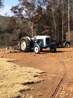 Ford Tractor for Sale in Toccoa,  GA