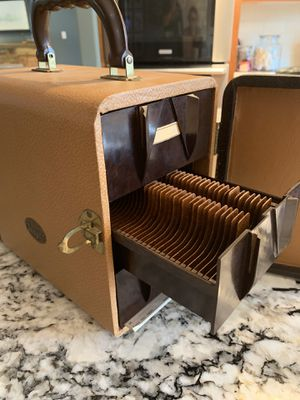 Barnett & Jaffa Slide case - Vintage!! for Sale in Tigard, OR