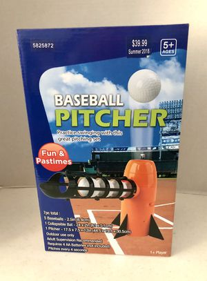 Baseball Pitcher pitching Set for Sale in Chino, CA