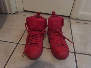 All red converse for Sale in Orlando, FL